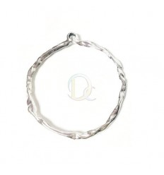 Zamak ring silver bath
