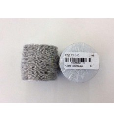 Cadena acero 0.4 mm