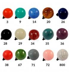 Bolas de Cerámica para Pulseras