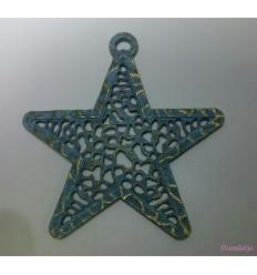 Colgante Estrella F030132