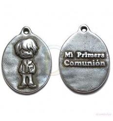 Colgante Medalla 1ª Comunión Niño Z010J12053