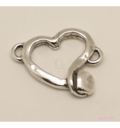 Corazón Anillas Z02AR307014