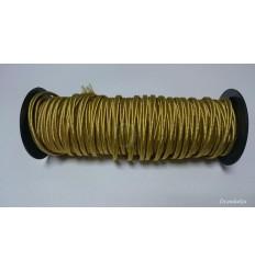 Cordón Soutach Mostaza
