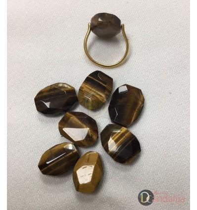 Piedras semipreciosas . Especial anillos
