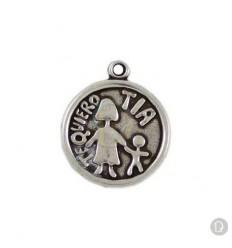 Medalla Te Quiero Tía