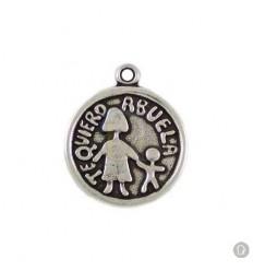Medalla Te Quiero Abuela