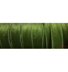 Terciopelo Elástico Verde 20mm