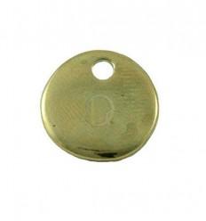 Gold Medal. 20 MM