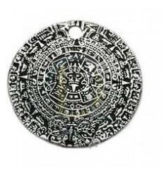 Moneda calendario azteca